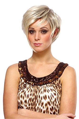Victoria Halloween Costumes (Costume Culture Women's Victoria Wig, Mixed Blonde, One Size)