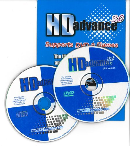 HDadvance Ver3.0 B007T3ZBIW