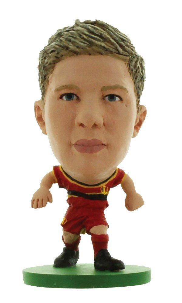 Soccer Starz SOC598 - Belgien Kevin De Bruyne, Heimtrikot, Aktionsspielzeug Creative Toys Company 400387