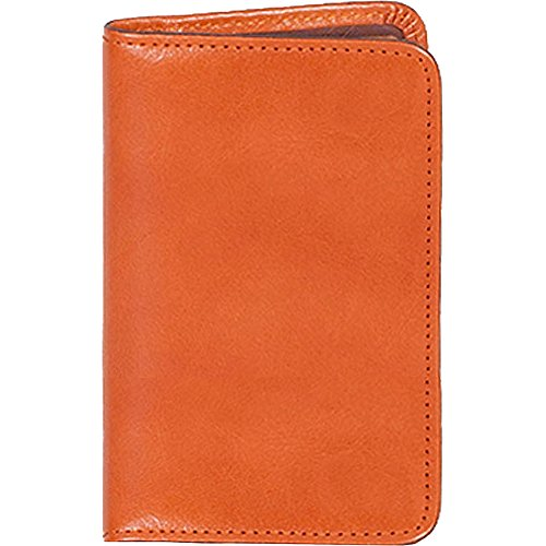 Scully Italian Leather Personal Weekly Planner (Sunset)