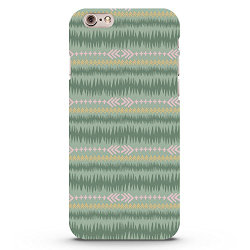 Koveru Back Cover Case for Apple iPhone 6 - Green Wall Pattern