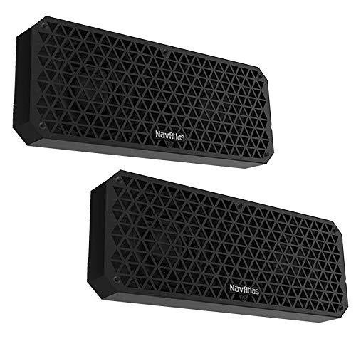 NavAtlas SB235 Passive Full-Range Sound Bar - Pair