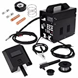 USA Premium Store MIG 130 GAS LESS FLUX CORE WIRE WELDER WELDING MACHINE WITH COOLING FANS