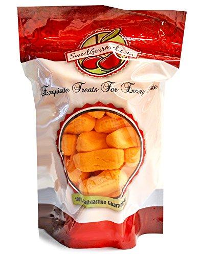 Peanut Circus Candy Peanuts - Spangler Circus Marshmallow Peanuts, 16 Oz. (1 Lb) - Retro Candy