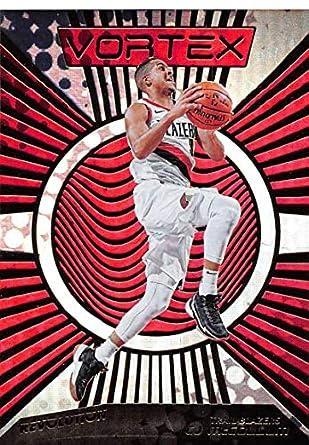 ce4c7aca0d67 2018-19 Panini Revolution Vortex Basketball  16 CJ McCollum Portland Trail  Blazers Official NBA