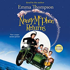 Nanny McPhee Returns Audiobook