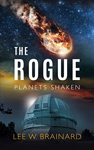 Set in a dystopian vision of the near future, Lee Brainard weaves the threads of biblical prophecy, ancient history, government conspiracy, and electric universe theory in The Rogue (Planets Shaken Book 1) at a special price!