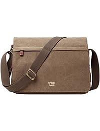 Men's Side Shoulder Bag Crossbody Messenger Bag Multifunctional Fashionable Casual Business Bag
