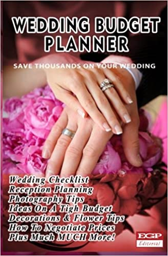 buy wedding budget planner how to plan a wedding on a budget book