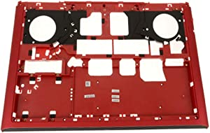 Laptop Bottom Case for DELL Inspiron 15 Gaming 7577 P72F 00F7PC 0F7PC red New