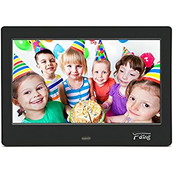 Amazon.com : Fding 7-Inch HD Digital Photo Frame 16:9 LED