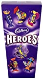 Cadbury Heroes Box of Chocolate & Toffee Candy-350gr (12.3ozs)