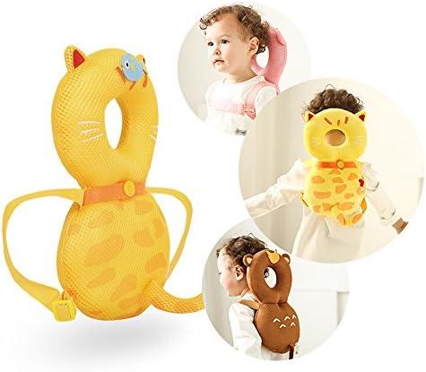 Amooy DiZi Casque Protection Baby T/ête Pad Sac /à Dos Sangle R/églable s/écurit/é de b/éb/é pour proteger enfant b/éb/é pr/évenir la t/ête bless/ée