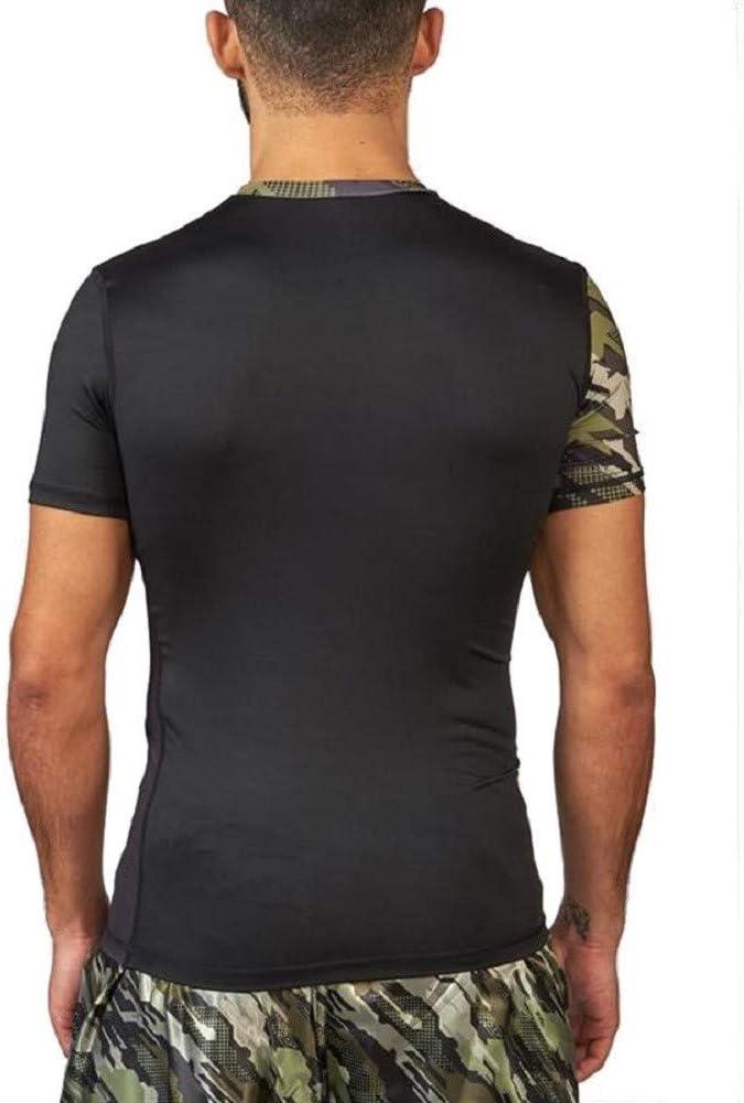 LEONE Camiseta Hombre Neo Camo - Fantasía, XL: Amazon.es: Deportes y aire libre