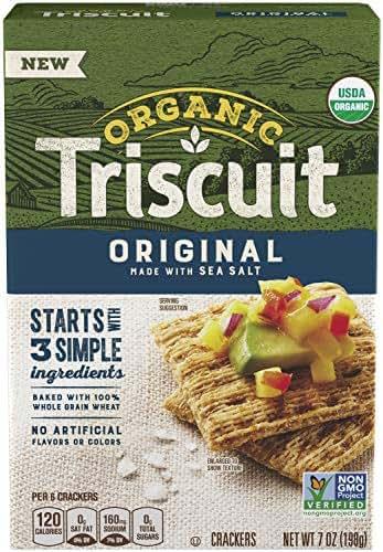 Crackers: Triscuit Organic