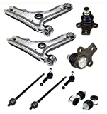 Mac Auto Parts 132510 Control Arm Ball Joint Tie Rods Stabilizer Link Jetta Golf Cabrio ZF Rack