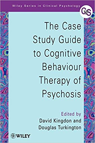 The Case Study Guide to Cognitive Behaviour Therapy of