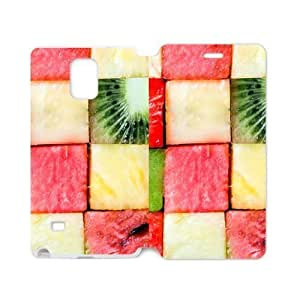 Hoomin Tasty Color Fruit Pattern Samsung Galaxy Note4 Cell Phone Cases Cover Popular Gifts WANGJING JINDA