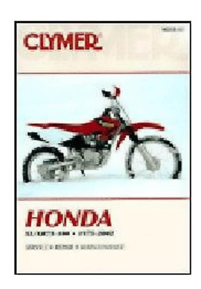 HONDA XL/XR75-100 1975-2002 *SERVICE *REPAIR *MAINTENANCE