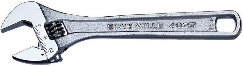 Llave Inglesa Cromadoad Stahlwille 4025 10