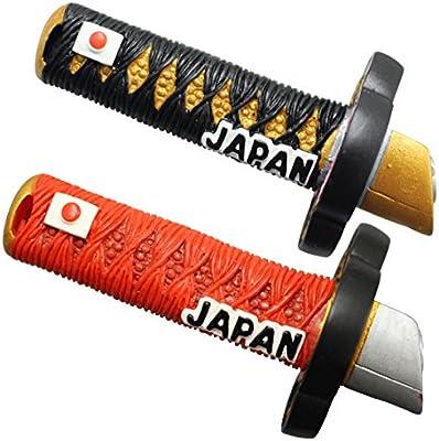 3d imanes para nevera Japón colección, Katana: Amazon.es: Hogar