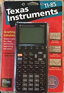 texas instruments ti 85 graphing calculator guidebook texas rh amazon com ti 83 calculator manual ti 84 calculator manual online