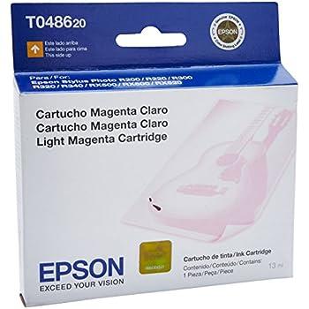 Amazon.com: epst048520 – Epson T048520 Quick-Dry tinta ...