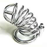 Male Chastity Device The Jail House Chastity Device / The Snake Cage Chastity