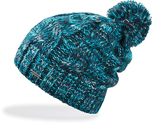 Dakine Women's Peyton Beanie, Teal Mix, One Size