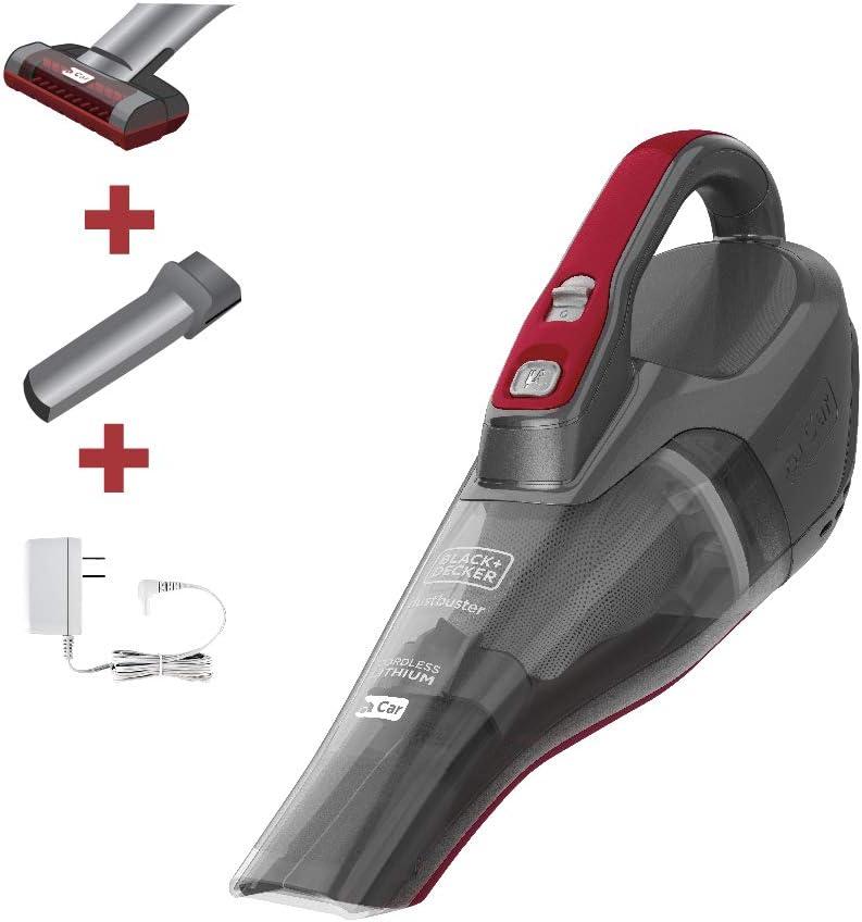 BLACK+DECKER Dustbuster Handheld Vacuum for Car