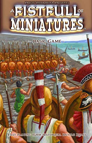 A Fistfull of Miniatures Basic Game for sale  Delivered anywhere in USA