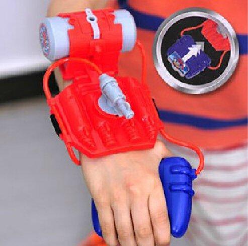 New Arrival Wrist Length Type Water Gun Transmitter Child Swimming Toys Water Spray