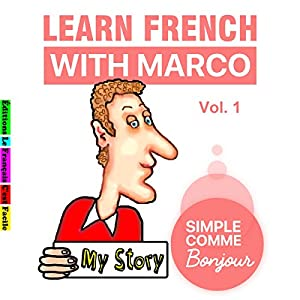 Learn French with Marco 1 Hörbuch