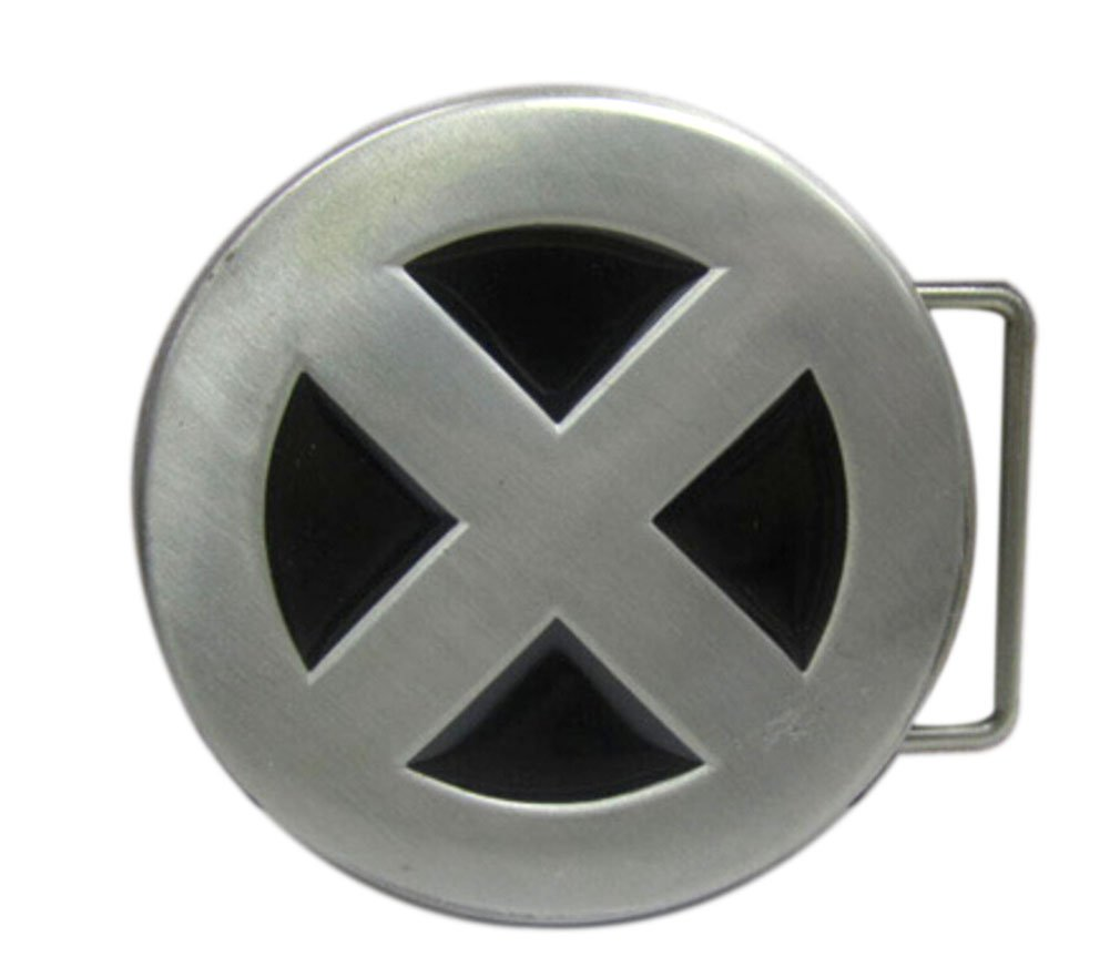 UUC X-Men Superhero Solid Metal Cool Belt Buckle by UUC UUC mall