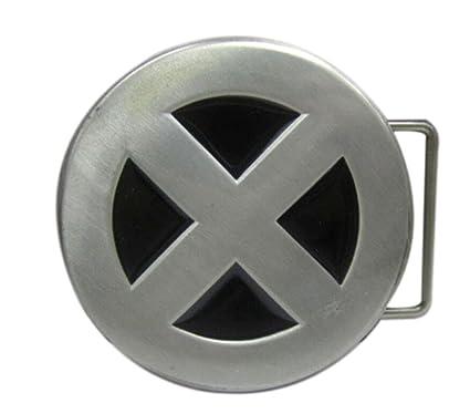 Amazon Uuc X Men Superhero Solid Metal Cool Belt Buckle Arts