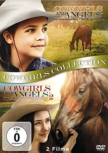 Cowgirls and Angels 1 & 2 (Cowgirl And Angels)
