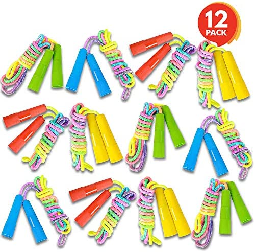 ArtCreativity Rainbow Vibrant Skipping Birthday product image