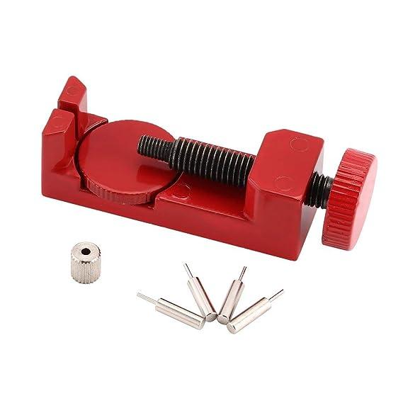 Beliebte Pro Einstellbare Uhr Band Strap Link-remover Metall 3 Pins Repair Tool Kits Uhrenzubehör