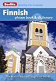 Berlitz Finnish Phrase Book & Dictionary by Berlitz (2008-11-15)