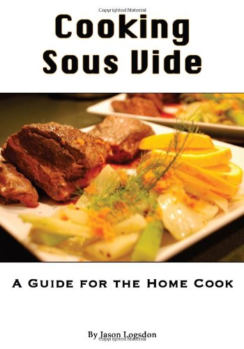 Cooking Sous Vide Guide Home product image