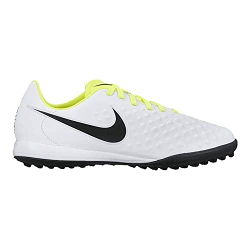 368948f16a51 Nike Youth Magistax Opus II Turf Shoes  White  (12C)  Buy Online at Low  Prices in India - Amazon.in