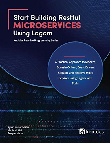 Start Building RESTful Microservices using Lagom: A Practical