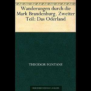 Wanderungen durch die Mark Brandenburg 2. Teil (German Edition)