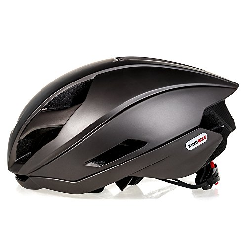 KINGBIKE-Aerodynamic-Bike-Helmet-Youth-Womenwith-Rain-Cover-Specialized-Safety-Fully-Wrapping-ConstructionMedium