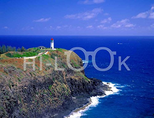 Hi-Look Microfiber Cleaning Cloth - Kilauea Point Lighthouse, Hawaii