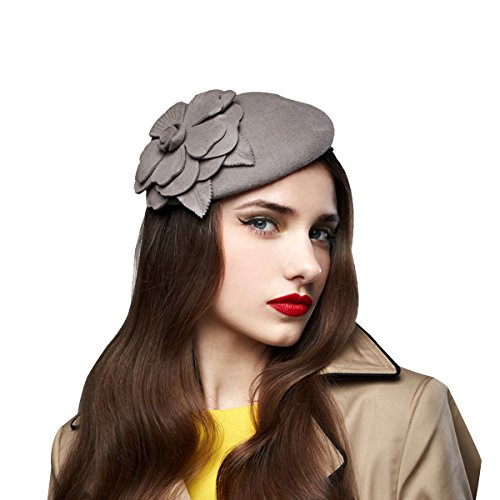 Flowe (Pillbox Hat Costume)