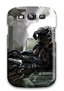 New Diy Design Transformers 3 Shockwave For Galaxy S3 Cases Comfortable For Lovers And Friends For Christmas Gifts 7000261K29495389