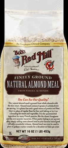 Bobs Red Mill Meal Almond Fine Grnd Natural