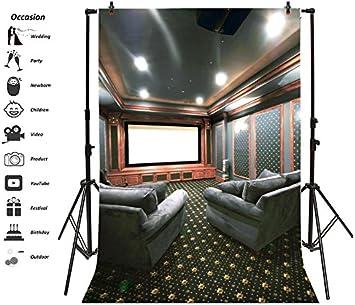 Amazon Com Leyiyi 4x6ft Photography Background Cinema Backdrop