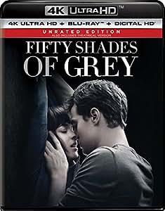 Fifty Shades of Grey - Unrated Edition (4K Ultra HD + Blu-ray + Digital HD)
